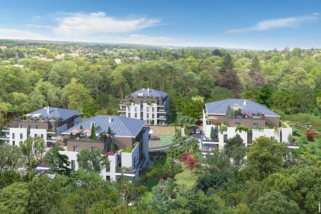Construction de logements collectifs à Etang La Ville - Yvelines (78)