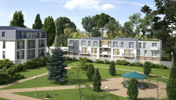 Construction de logements collectifs à Margency - Val d'Oise (95)