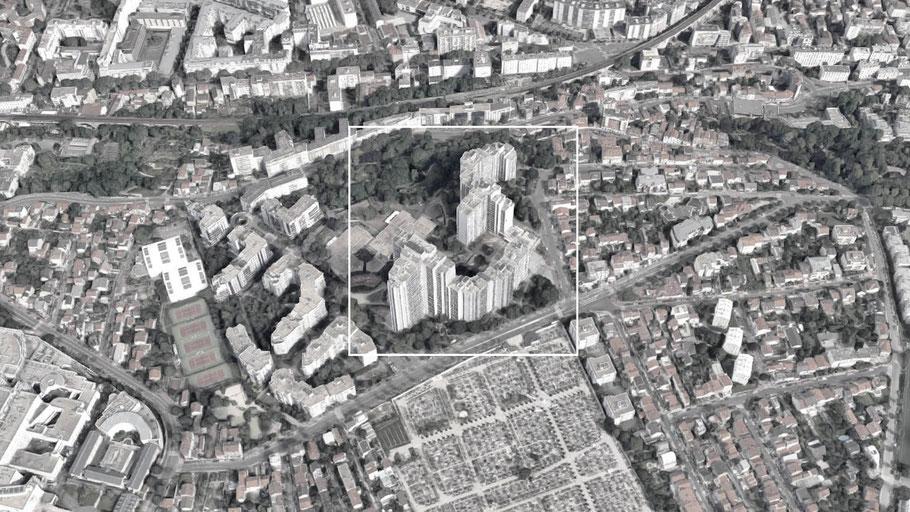 Requalification du Forum des Epinettes à Issy les Moulineaux - Hauts de Seine (92)