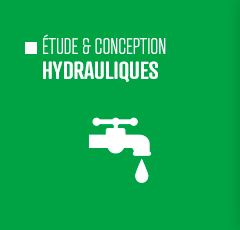 Cube 2 Ingénierie • Étude et conception hydrauliques et dossier loi sur l'eau Rouen 76